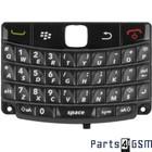 BlackBerry Bold 9700 Toetsenbord [QWERTY] Zwart
