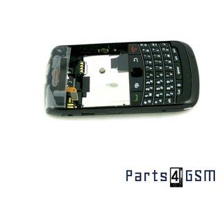 BlackBerry Bold 9780 Behuizing Set Compleet Zwart SWAP