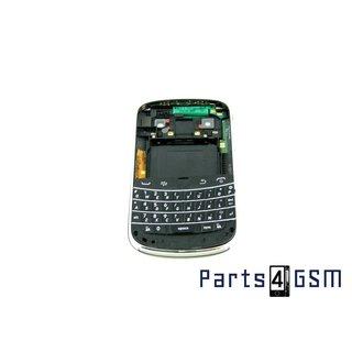 BlackBerry Bold 9900 Behuizing Set Compleet ZwartBlister BW