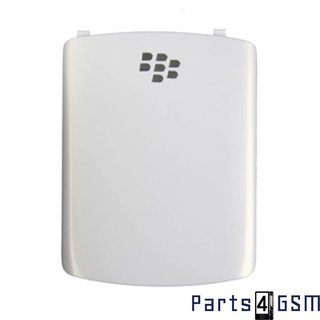 BlackBerry Curve 8520 Battery Cover White