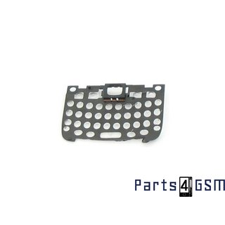BlackBerry Curve 8520 KeyBoard Frame Black0