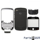 BlackBerry Curve 3G 9300 Middle Housing Black0