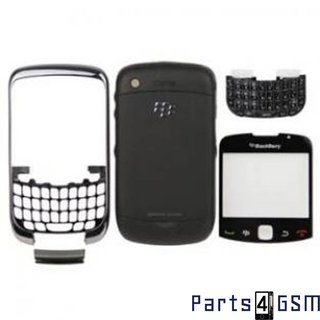 BlackBerry Curve 3G 9300 Middenbehuizing Zwart0