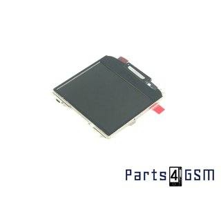 BlackBerry Curve 8520 / Curve 3G 9300 [007/111] Lcd Display Frame Zwart