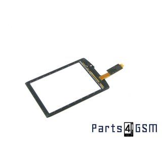 BlackBerry Torch 9800 / 9810 Touchpanel Glas, Buitenvenster Raampje Display Zwart