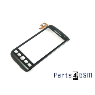 BlackBerry Torch 9860 Digitizer Touch Panel Outer Glass Display Black