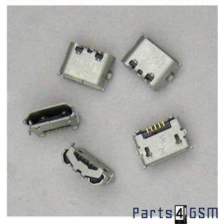 HTC HD2 Leo / Desire HD Connector USB-poort Oplaadingang