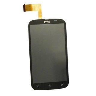 HTC Desire V LCD Display + Touchscreen Display Black 110c3-0420a 60h00708-00m