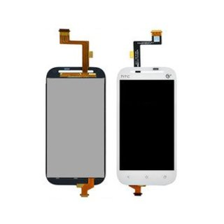 HTC One ST Lcd Display + Touchscreen Display White xt6074a22a 3UK Logo