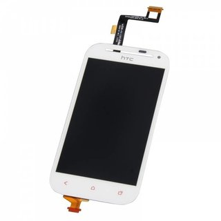 HTC One SV LCD Display + Touchscreen Display White 348gn391 XT6074A22A 60h00702-01P