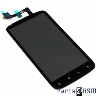 HTC Sensation XE Touchpanel Glas, Buitenvenster Raampje