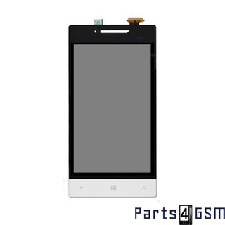 HTC Windows Phone 8S Lcd Display + Touchscreen Wit 80H01413-04