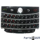 BlackBerry Bold 9000 Toetsenbord [QWERTY] Zwart1