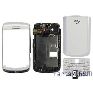 BlackBerry Bold 9780 Behuizing Set Compleet Wit