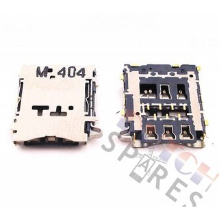 Samsung A300F Galaxy A3 Simkarten Leser, 3709-001859