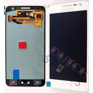Samsung A300F Galaxy A3 Lcd Display Module, Wit, GH97-16747A