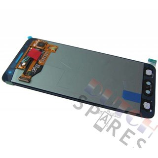Samsung A300F Galaxy A3 LCD Display Modul, Silber, GH97-16747C