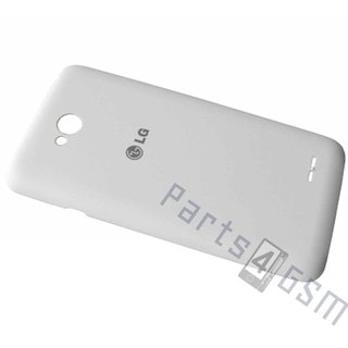 LG D320 L70 Battery Cover, White, ACQ87268501