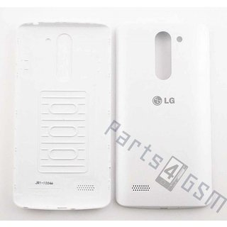 LG D331 L Bello Battery Cover, White, ACQ87728901