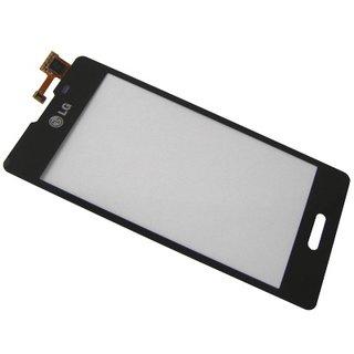 LG D505 Optimus F6 Touchscreen Display, Zwart, EBD61645901