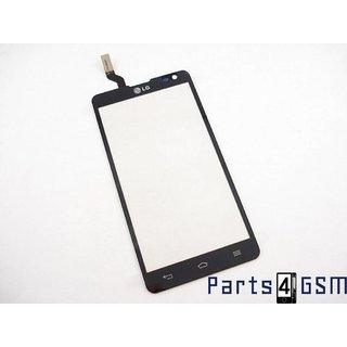 LG D605 Optimus L9 II Touchscreen Display, Zwart, EBD61586402