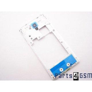 LG D605 Optimus L9 II Middenbehuizing, Wit, ACQ86621501
