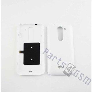 LG G2 Mini D620 Accudeksel, Wit, ACQ87003401