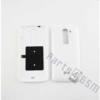 LG G2 Mini D620 Battery Cover, White, ACQ87003401