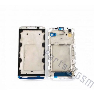 LG G2 Mini D620 Front Cover Frame, Wit, ACQ86994401