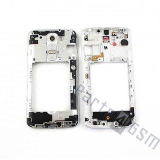 LG G2 Mini D620 Middenbehuizing, Wit, ACQ87454301