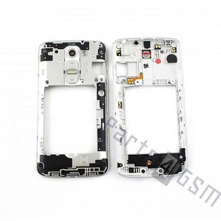 LG G2 Mini D620 Middle Cover, White, ACQ87454301
