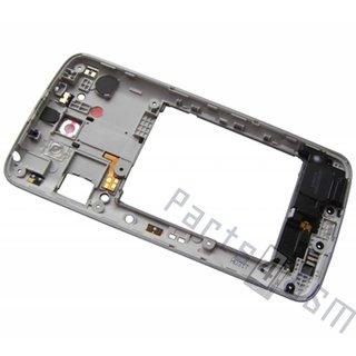 LG G2 Mini D620 Middle Cover, Black, ACQ87454302