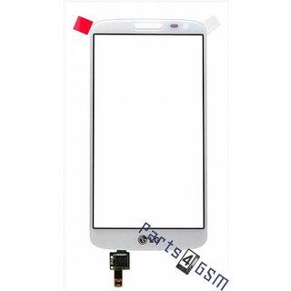 LG G2 Mini D620 Touchscreen Display, Wit, ebd61786102