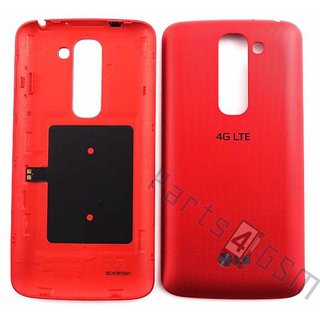 LG G2 Mini D620 Battery Cover, Red, ACQ87003403