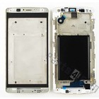 LG  Front Cover Frame D722 G3 S, White, ACQ87131602, ACQ87759001