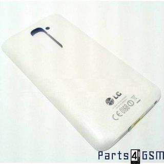 LG G2 D802 Achterbehuizing, Wit, ACQ86750902