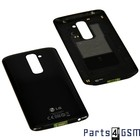 LG Back Cover G2 D802, Black, ACQ86750901