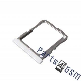 LG G2 D802 Sim Card Tray Holder, White, ABN73938502
