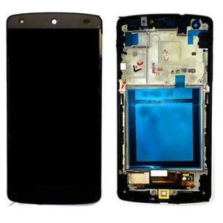 LG Nexus 5 D820 LCD Display + Touchscreen + Frame White ACQ86661401