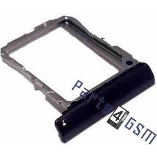 LG D955 G Flex Sim Card Tray Holder, Black, ABN74058501