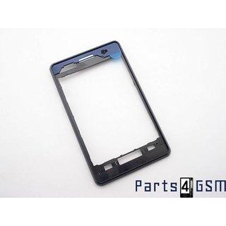 LG Optimus L3 II E430 Behuizing Voor Zwart ACQ86578301