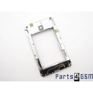 LG Optimus L3 II E430 Middenbehuizing Wit ACQ8634103