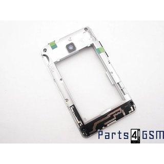 LG Optimus L3 II E430 Middenbehuizing Zwart ACQ86556201
