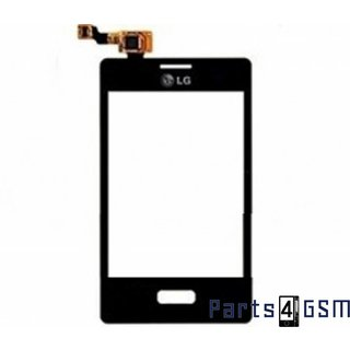 LG Optimus L3 II E430 Touchscreen Display Zwart EBD61526402