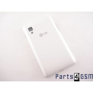 LG E440 Optimus L4 II Accudeksel, Wit, MCK67556801