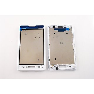 LG E440 Optimus L4 II Front Cover Frame, Wit, ACQ86489601