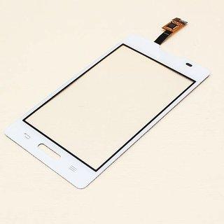 LG E440 Optimus L4 II Touchscreen Display, Wit, EBD61605201