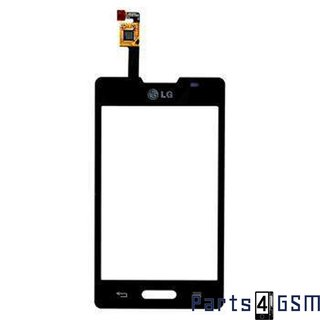LG E440 Optimus L4 II Touchscreen Display, Black, EBD61605202
