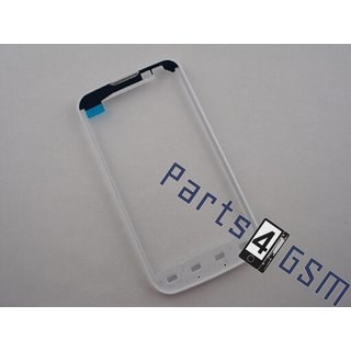 LG E455-Optimus-L5 II Dual  Front Cover Frame, White, ACQ86245701