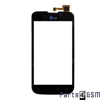 LG E455-Optimus-L5 II Dual Touchscreen Display, Zwart, EBD61545601